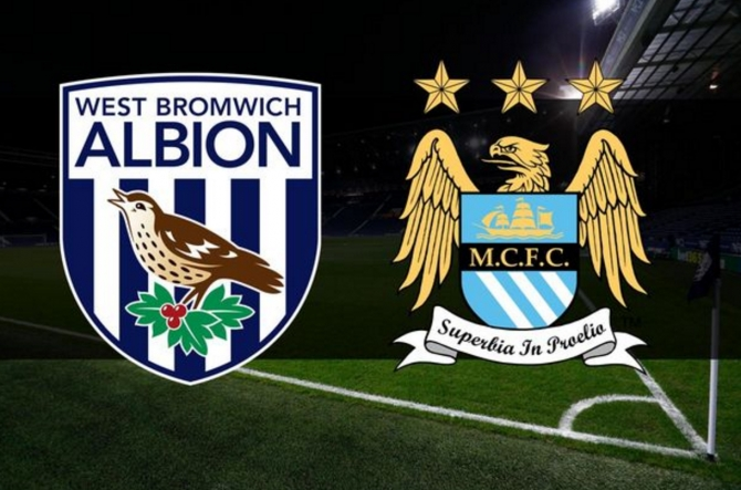 West Bromwich - Manchester City