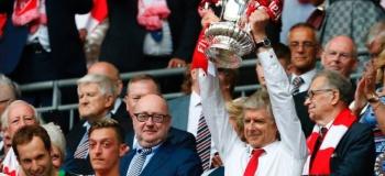 Wenger IN! - Arsenella suullinen sopimus kahden vuoden Gunners-jatkosta