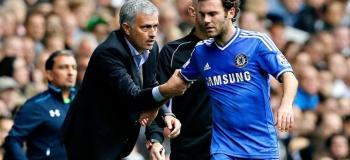 """Mata suhteestaan Mourinhoon: """"Täysin normaali"""""""