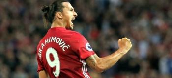 """Ibrahimovic: """"Luulin, että Englannissa pelataan kovaa"""""""